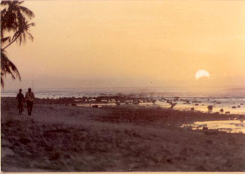 Sunset at Diego